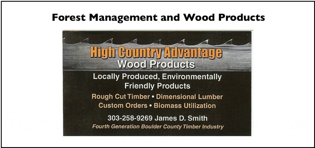 Forest Management and Wood Products